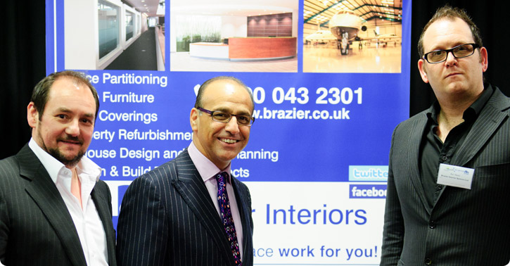Roy Martin and Theo Paphitis